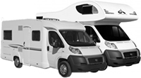 Motorhome hire north wales