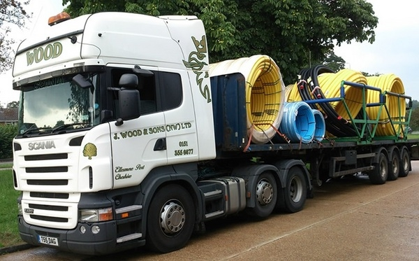 j wood and sons road haulage cheshire