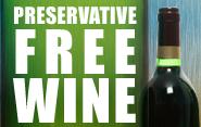 Sulphite Free Wines